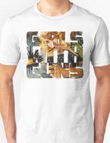 Girls With Guns Logo Unisex T-Shirt