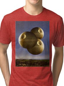 Magritte Version Tri-blend T-Shirt