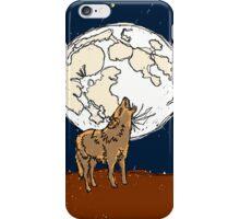 Happy Coyote iPod Case iPhone Case/Skin