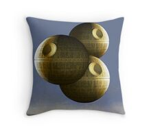 Magritte Version Throw Pillow