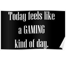 Game All Day Poster