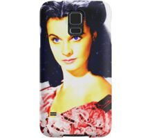 Vivien Leigh in Gone with the Wind Samsung Galaxy Case/Skin