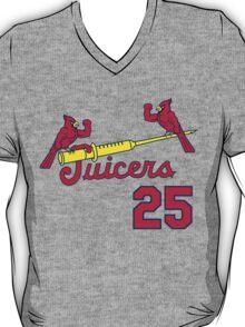 """VICTRS """"St. Louis Juicers #25"""" T-Shirt"""