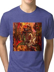 modern composition 19 by rafi talby Tri-blend T-Shirt