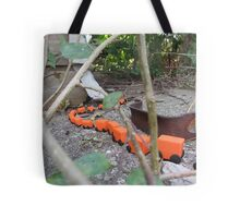 Handle Landmark Tote Bag