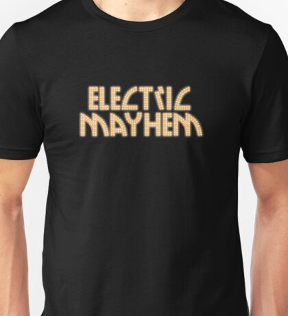 Electric Mayhem Unisex T-Shirt