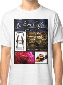 Le Bon cafe Classic T-Shirt