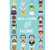 Welcome Home Photographic Print