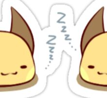 Raichus Asleep Sticker