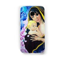 Mary and child Samsung Galaxy Case/Skin