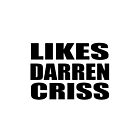 LIKES DARREN CRISS by Jboo88