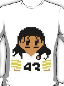 8Bit Troy Polamalu 3nigma T-Shirt