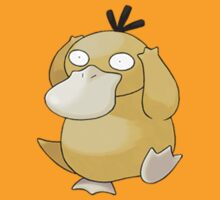 Psyduck by Stephen Dwyer