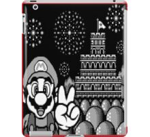 Mario Fire Works  iPad Case/Skin