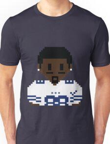 8Bit Dez Bryant 3nigma White 2 Unisex T-Shirt