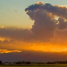 Colorado Atomic Sunset by nikongreg