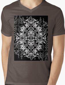 Black God Mens V-Neck T-Shirt