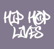 Hip Hop Lives Kids Clothes