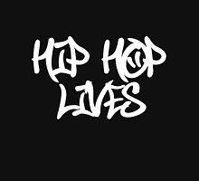 Hip Hop Lives Zipped Hoodie