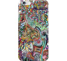 Eastern Swirls iPhone Case/Skin