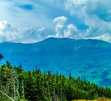 Mt Washington by Scott Mannes
