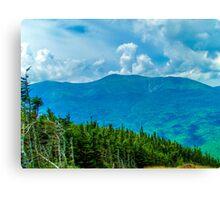 Mt Washington Canvas Print
