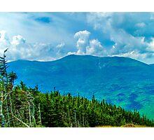 Mt Washington Photographic Print