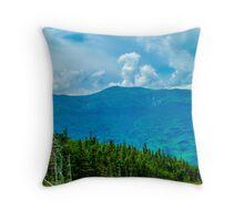 Mt Washington Throw Pillow