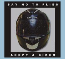 Say no to flies Kids Tee