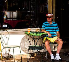 Coffee Vacation by Scott Mannes