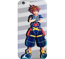 Kingdom Hearts 3 - Sora Case iPhone Case/Skin