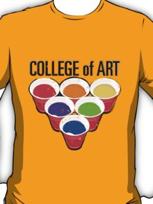 College of Art T-Shirt