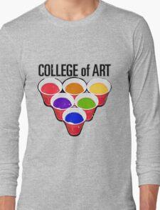 College of Art Long Sleeve T-Shirt