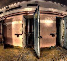 Maitland Gaol Cell Room by RetroGun