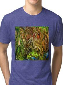 modern composition 20 by rafi talby Tri-blend T-Shirt
