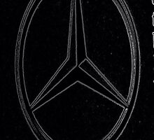 Benz iphone by Andrew Turley