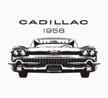 Cadillac 1958 Kids Clothes