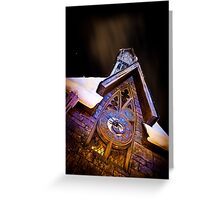 Every Hour's The Witching Hour Greeting Card
