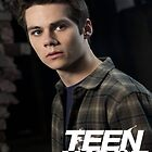 Dylan O'Brien Teen Wolf  by Deborah Hwang