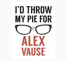 I'd Throw My Pie for Alex Vause by michellelo