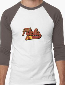 FUCLA Logo Men's Baseball ¾ T-Shirt