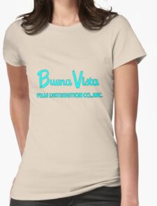 Buena Vista Womens Fitted T-Shirt
