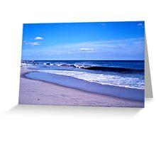 shore Greeting Card