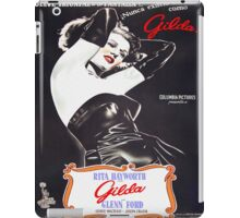 Argentinian poster of Gilda iPad Case/Skin