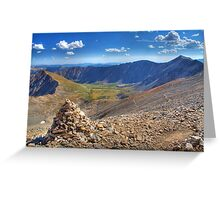 Cairn Life Greeting Card