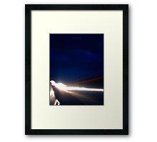 The Road IV Framed Print