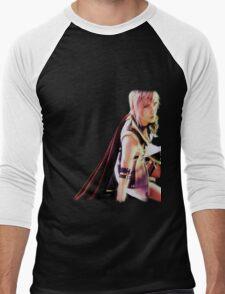Lightning Farron Men's Baseball ¾ T-Shirt