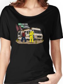 Breaking Back to the Future Women's Relaxed Fit T-Shirt