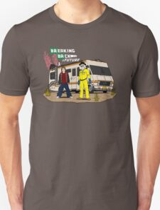 Breaking Back to the Future T-Shirt