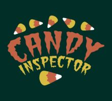 HALLOWEEN funny CANDY INSPECTOR! with candy corn by jazzydevil
